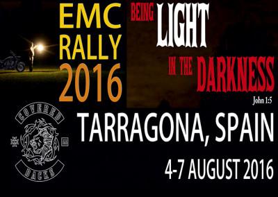 EMC ralli 2016 Espanjassa.