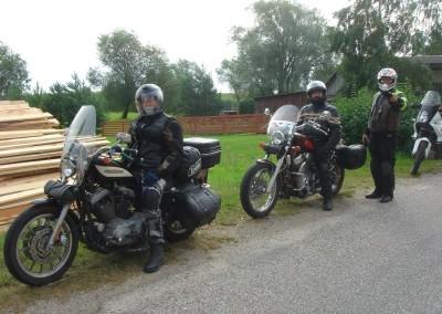 HD, Suzuki ja KTM