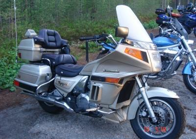 Kawasaki Voyager Xll