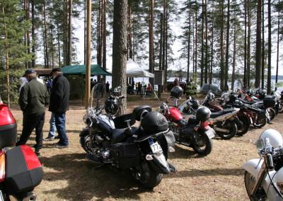 Sumiaisten Motoristikirkko 2015