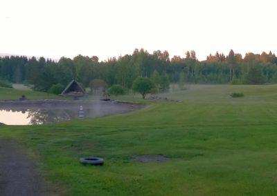 Yöajon etkot Grillaillessa 2016-06-10
