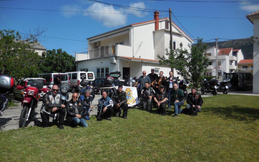 Gospel Riders -matkaajat Balkanilla