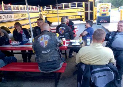 Ateriointi Bus Burgerilla 23-08-2016