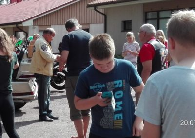 Riparivierailu / GR Kaakko 20-07-2016