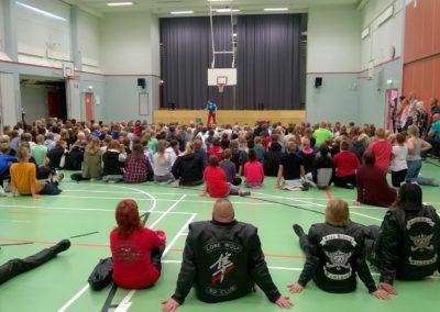 MKKV Orimattila, taikuri Luttinen 25-08-2016