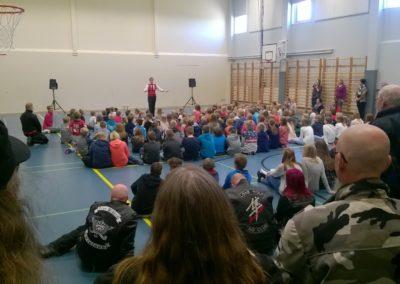 MKKV Pennalan koululla 2017-05-02