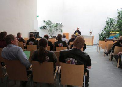 Kevätkokous Espoossa 2017-05-27