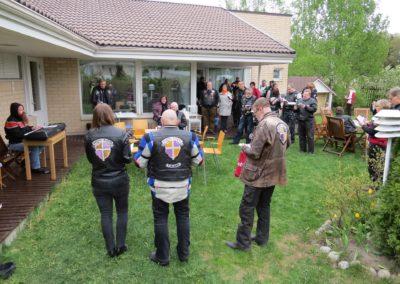 Espoon kevätkokouksen jatkot 2017-05-27
