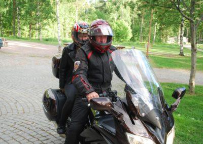 Riparivierailu Siikaniemessä 2017-06-19