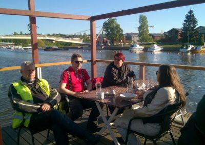 GR-alueet Etelä-Suomesta Porvoon jokirannassa 2017-06-06