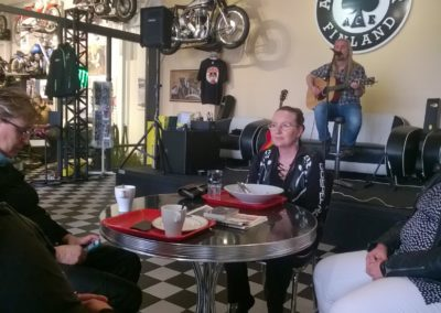 Gospelpäivä Ace Cafessa 2017-08-26