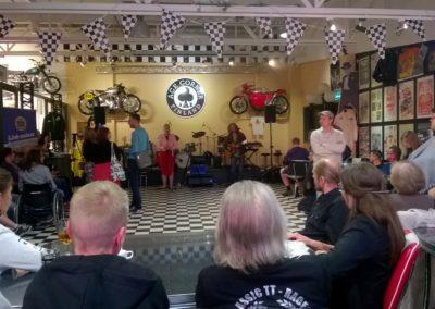 Jumal Auta tapahtuma Ace Cornerilla 2017-08-15