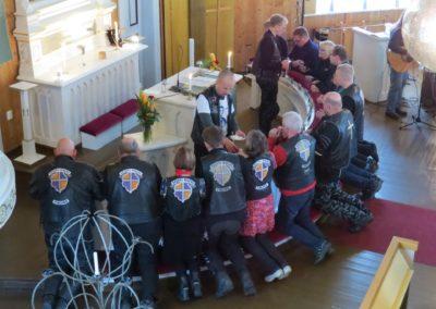 Kiitoskirkko ja syyskokous Sumiaisissa 2017-09-23