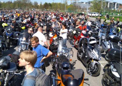 Liedon Motoristikirkko 2018-05-12