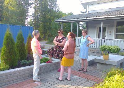 Grilli-ilta Karjusilla 2018-07-31