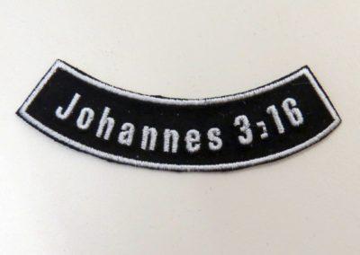 21. Johannes 3:16