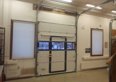 Tallin ulko-ovi on valmis 2019-02-08