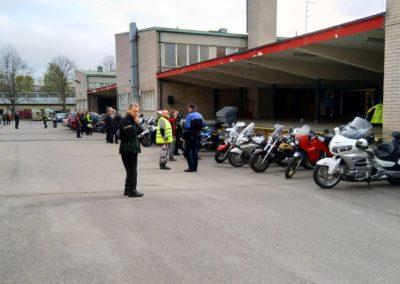 Liedon motoristikirkko 2019-05-11