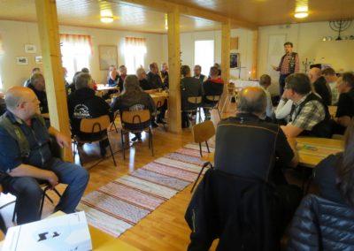 GR-kevätkokous Peräseinäjoella 2019-05-25