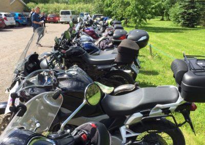 Lammin motoristikirkko 2019-06-09